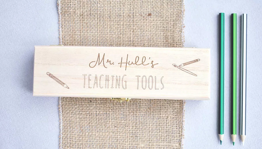 wooden gifts | personalised gifts | gifts for teachers