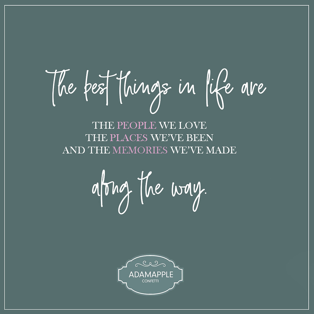 Love | Memories | Positivity Quotes