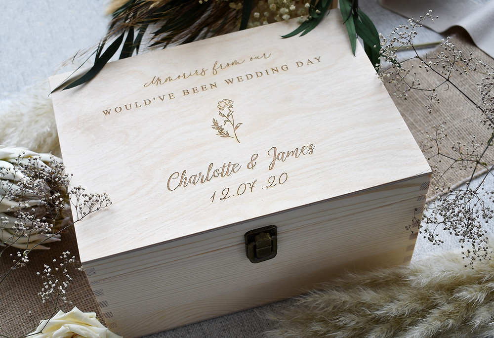 memory box | wooden gifts | wedding box