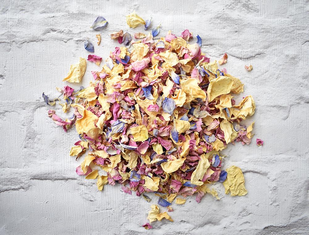 Biodegradable Confetti   Real Petal Confetti   Natural Confetti