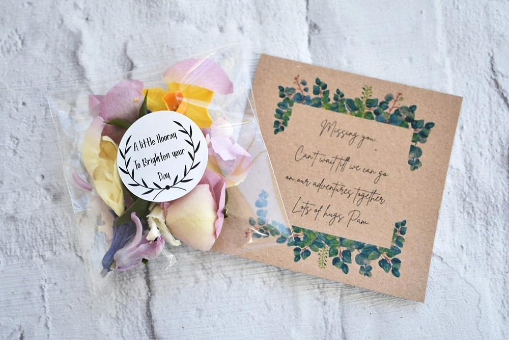 Confetti | Confetti Box | Confetti Card