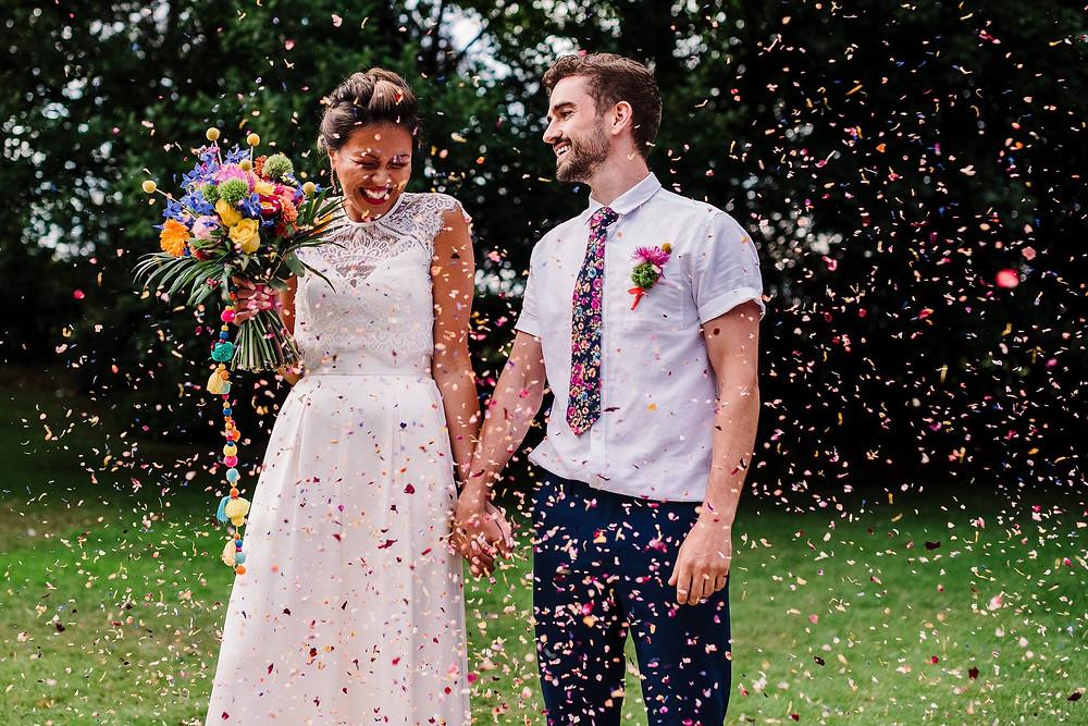 Confetti | Rainbow Confetti | Confetti for weddings