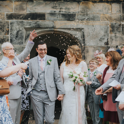 Grace & Dan - Scandi Themed Wedding