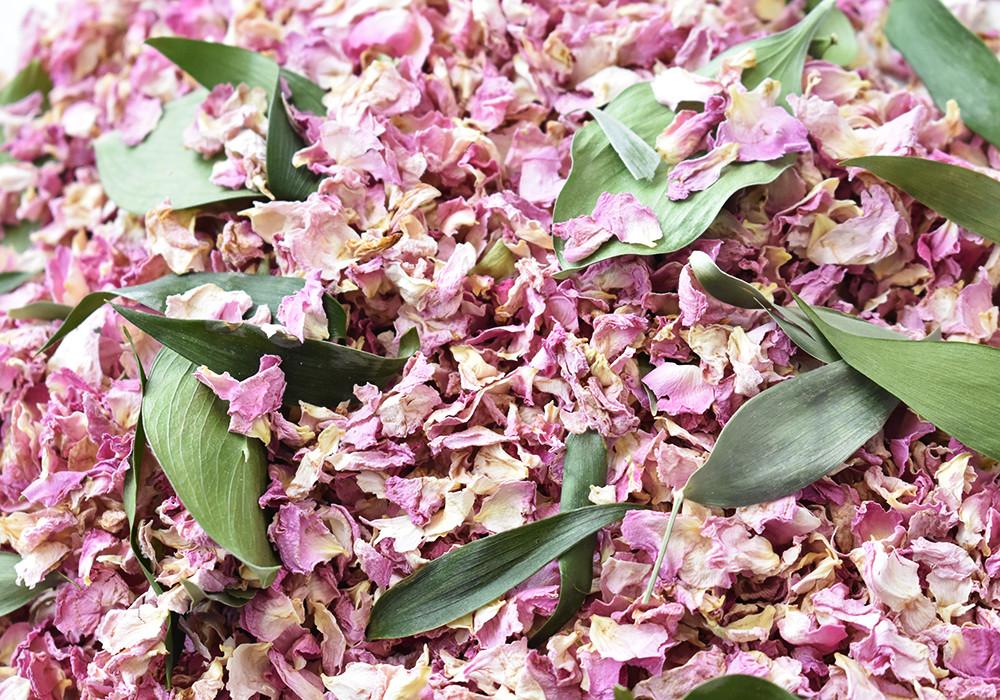 Rose Petal Confetti | Biodegradable Confetti | Leaf Confetti