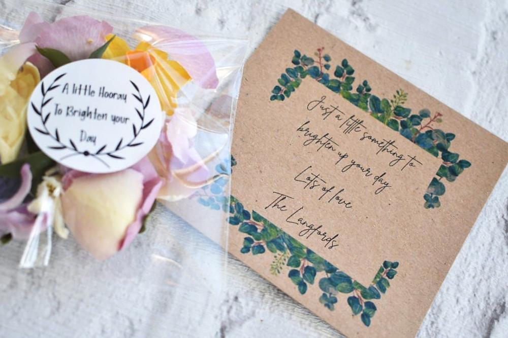 Biodegradable Confetti | Lockdown Gift | Confetti Box