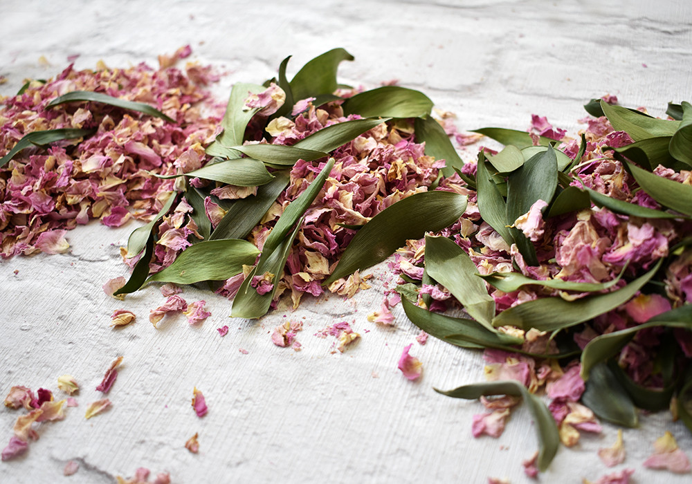 Rose Petal Confetti | Biodegradable Confetti | Confetti Shot