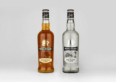 Win Fame Rum flavor