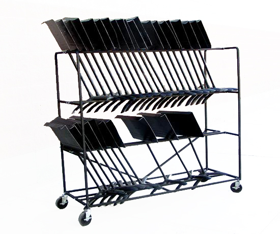 40 Count Music Stand Rack