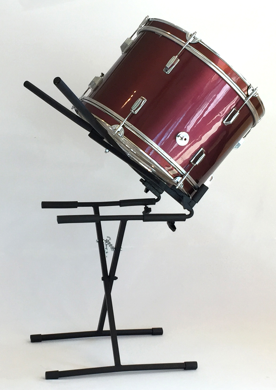 Tilting Bass Drum Stand