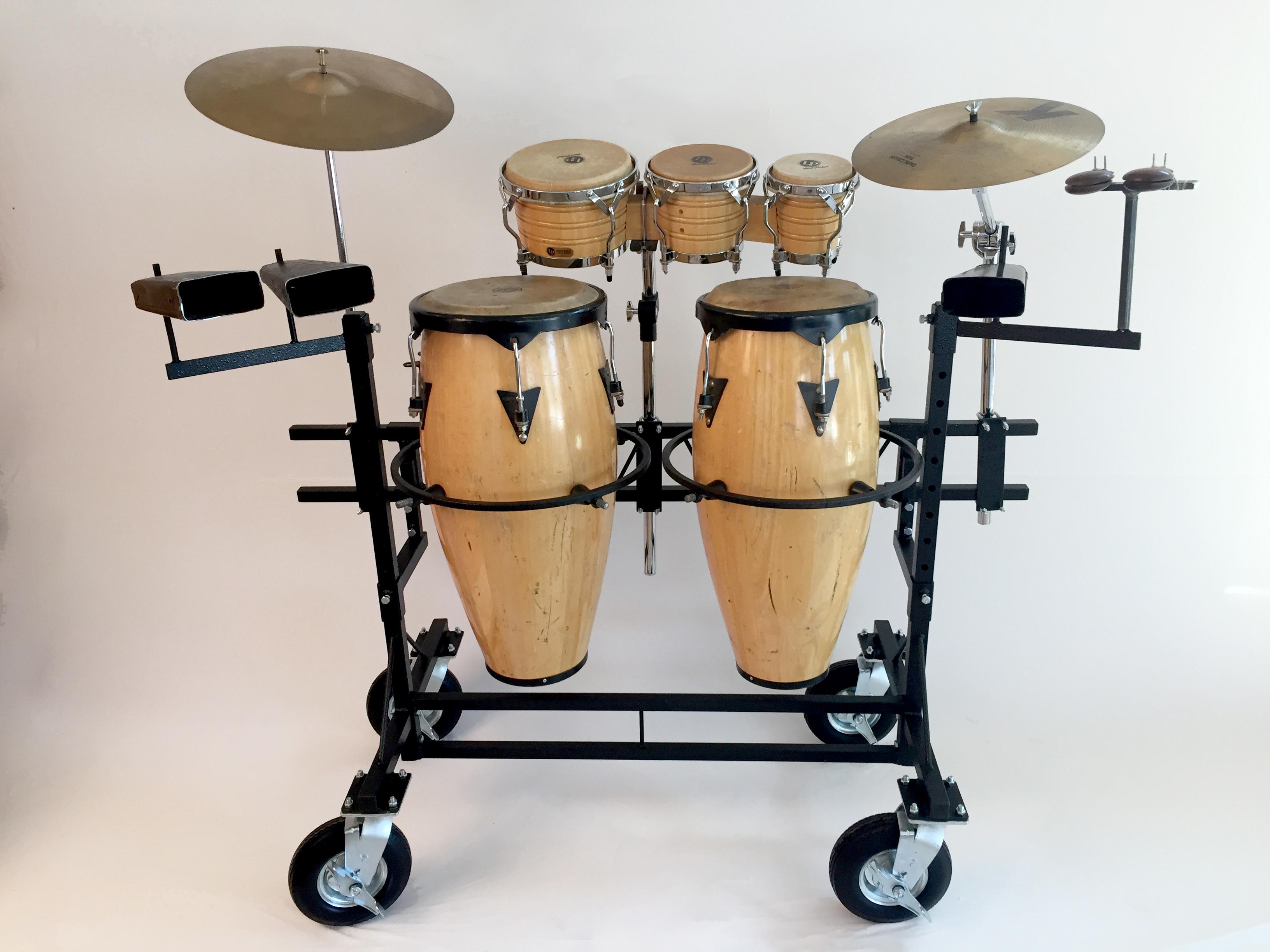 Latin Percussion Rack
