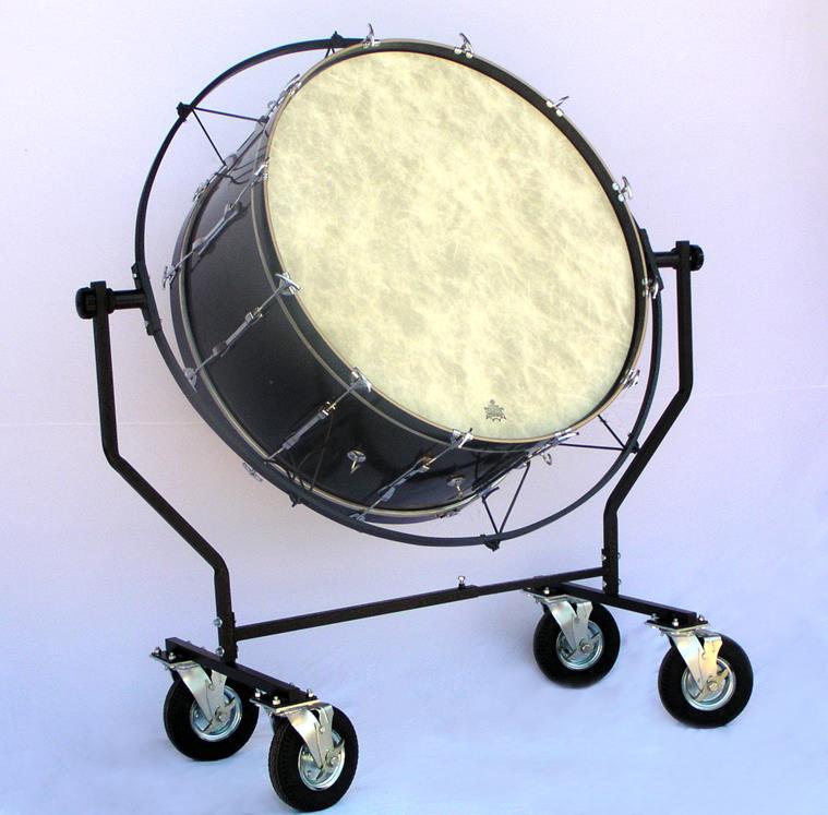 All Terrain Suspended Bass Drum