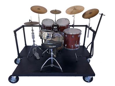Drum Set Cart