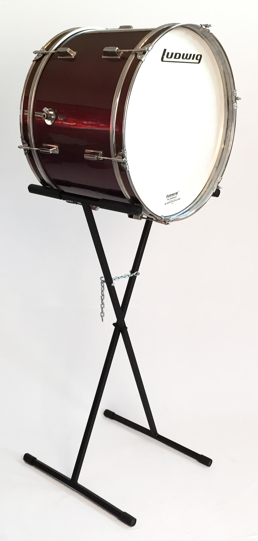 High Rise Bass Drum