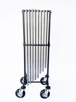 All Terrain Portable Chime Cart