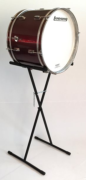 High Rise Bass Drum Stand