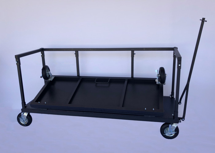 Drum Cart Stand Folded with No Instruments