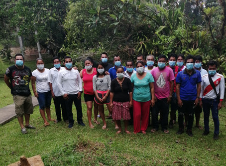 No Good Deed goes Unpunished - Community Health Worker Training goes on Despite Challenges!