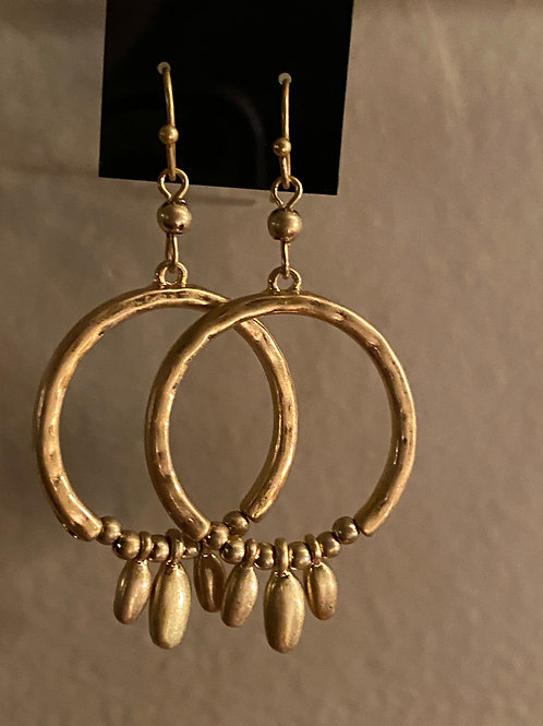Greek Goddess Earrings