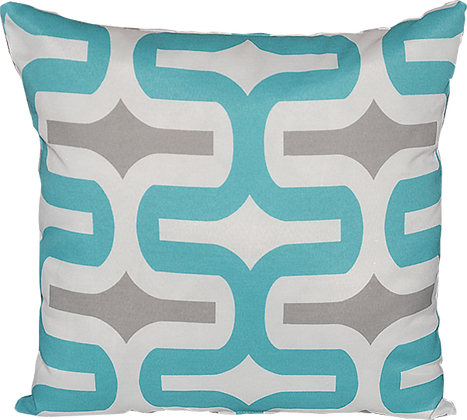 Outdoor Embrace Throw Cushion