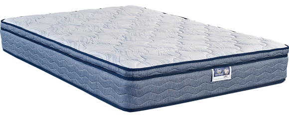 Sertapedic Natural Comfort Pillow Top King Mattress