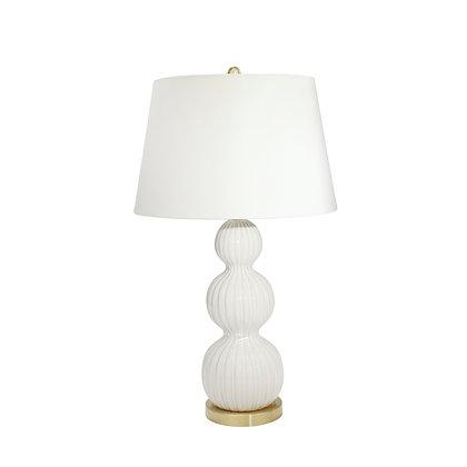 "31"" Triple Gourd Table Lamp"
