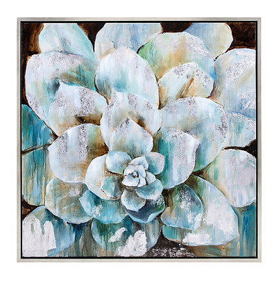 Delighted Floral Painting