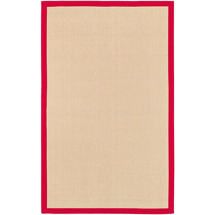 Soho Red-58 5 x 8 Rug