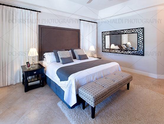 Custom Upholstered Bedhead