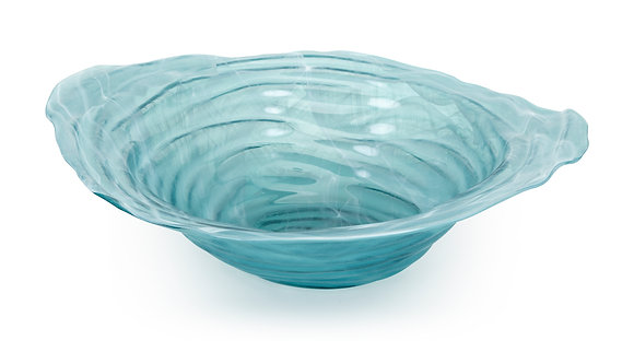 Belize Recycled Glass Bowl