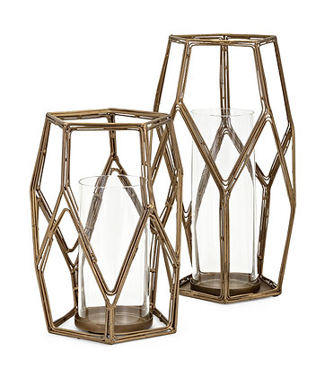 Artesmo Candleholders - Set of 2