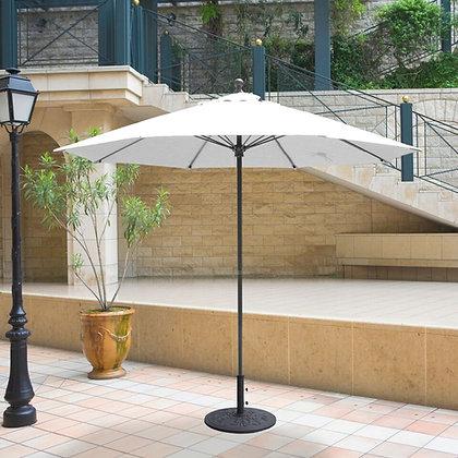 9' Commercial Grade Aluminium Umbrella