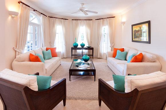 Custom Upholstered Sofas & Loveseats