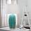 "Thumbnail: Ceramic 31"" Ribbon Table Lamp Teal"