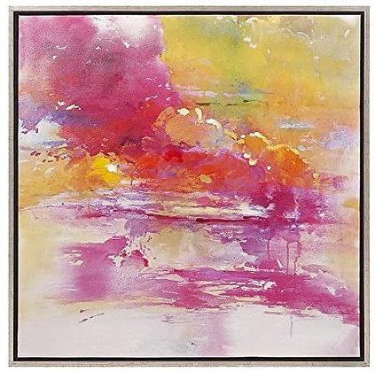 Alexa Oil Painting