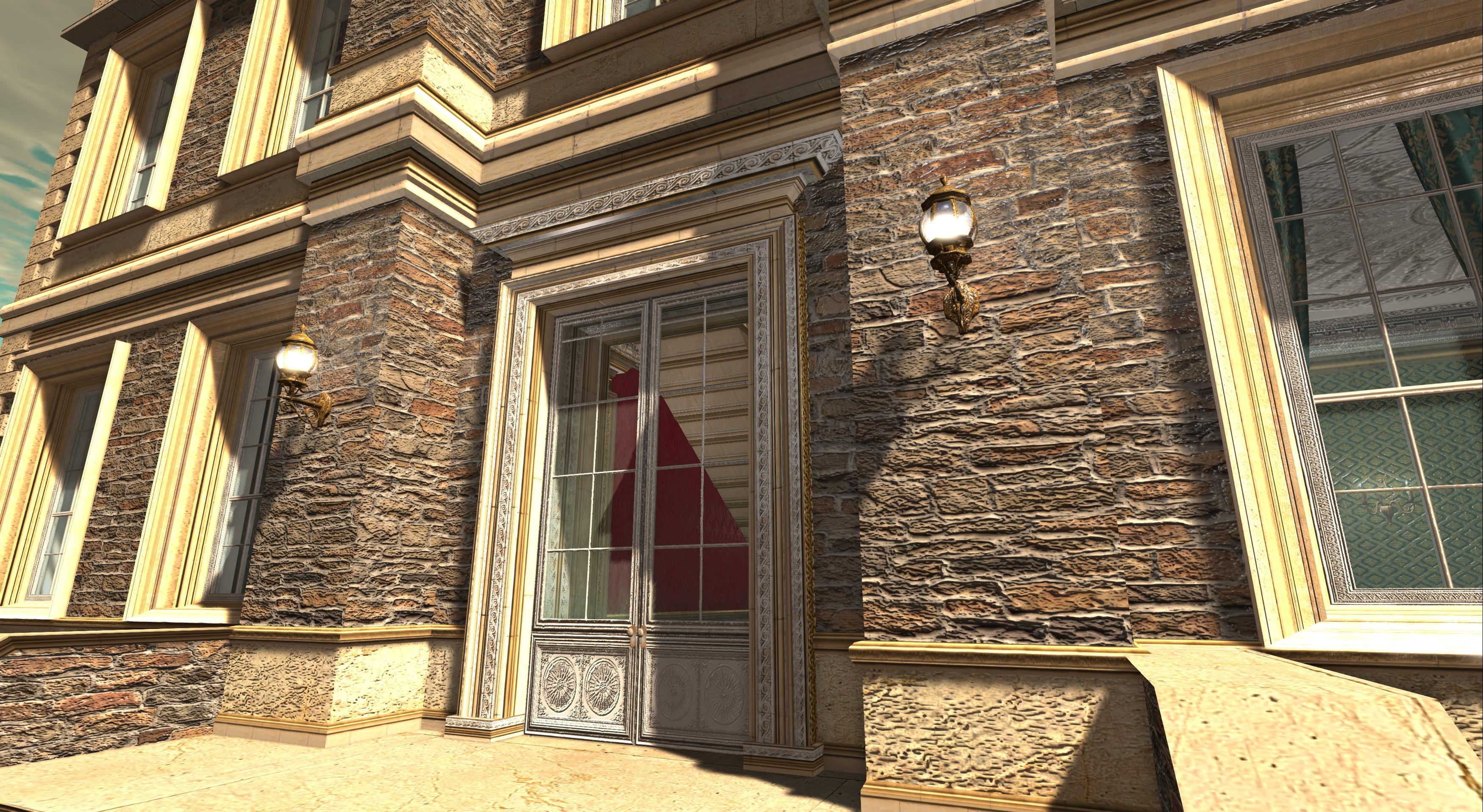 Dowager House External Textures_003