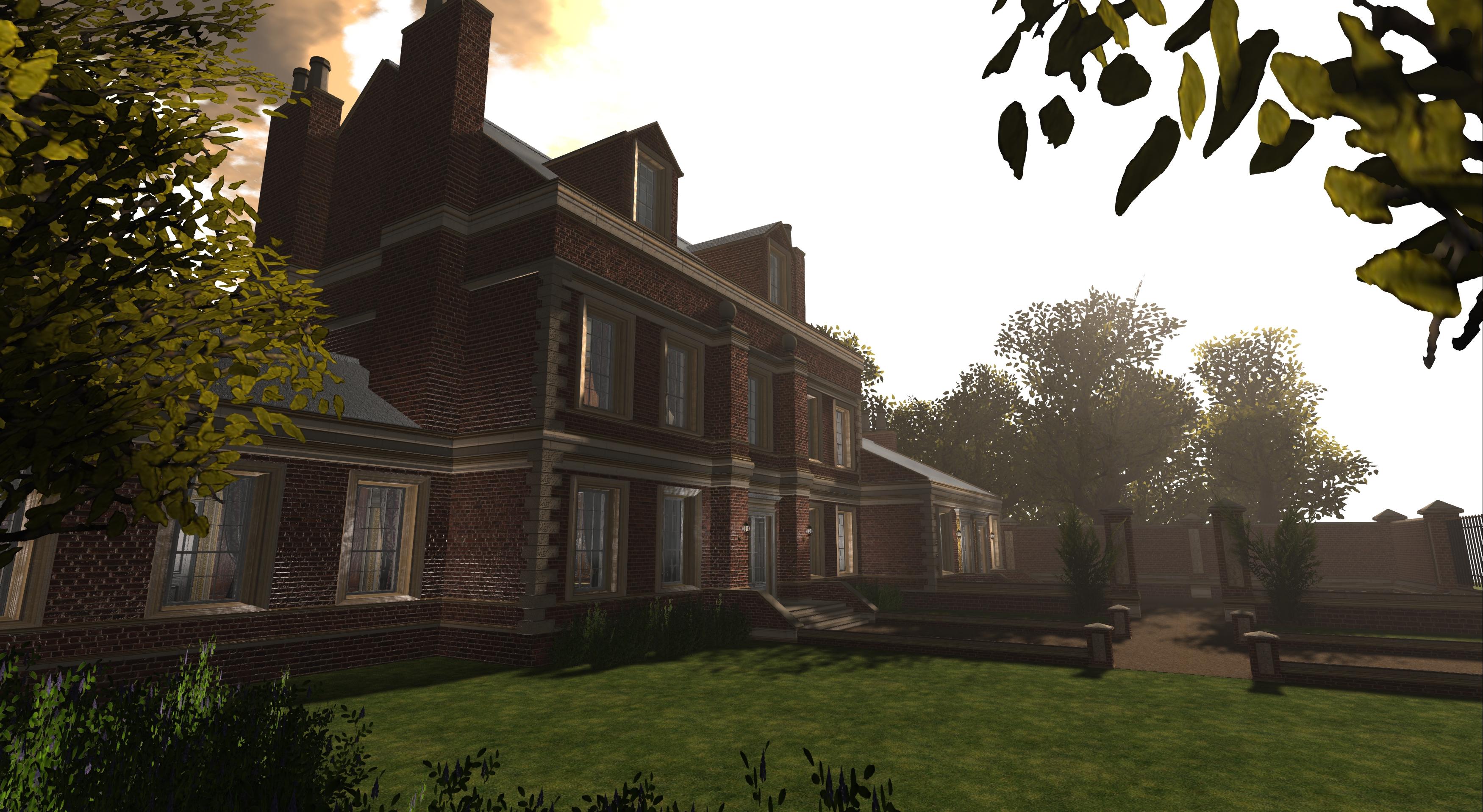Dowager House External Textures_012