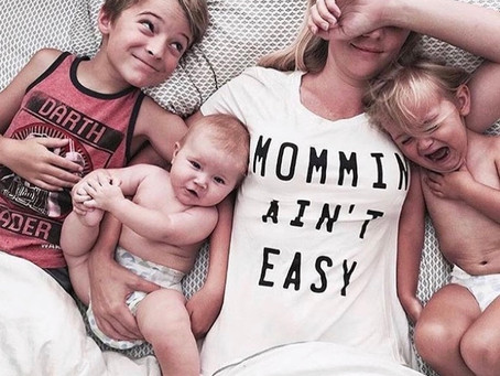 5 Top Tips to Survive Motherhood