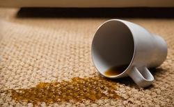 coffe spill