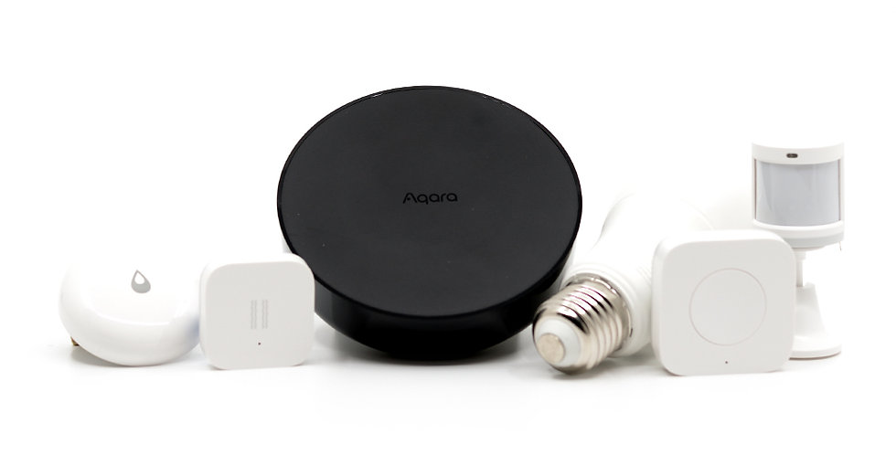 Aqara Smart Home Starter Kit, EU, 6 in 1