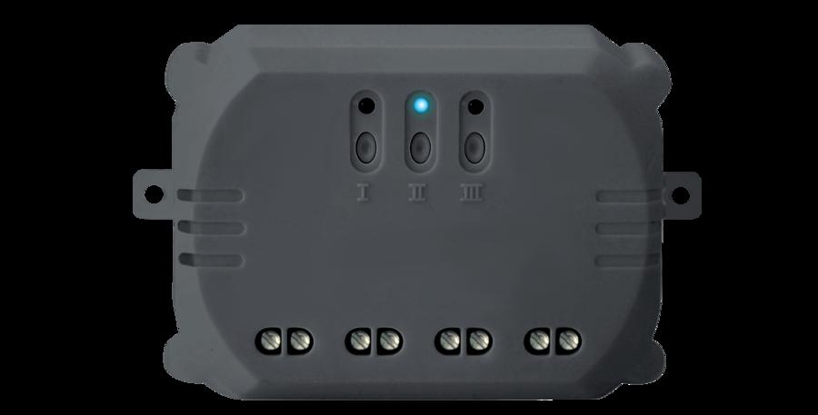 Releu inteligent L83 Smart Relay Lightwave, 3 circuite, HomeKit