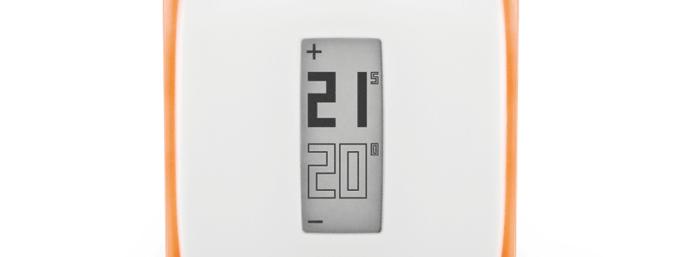 Termostat de camera inteligent wireless, Netatmo