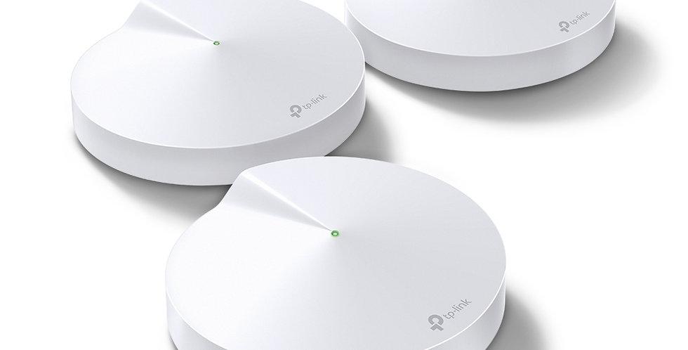 Sistem Mesh Wi-Fi Gigabit, Deco M5, 3 pack, AC1300