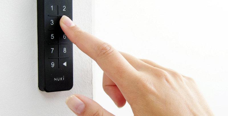 Nuki Keypad, Tastatură bluetooth pentru Nuki Smart Lock 2.0