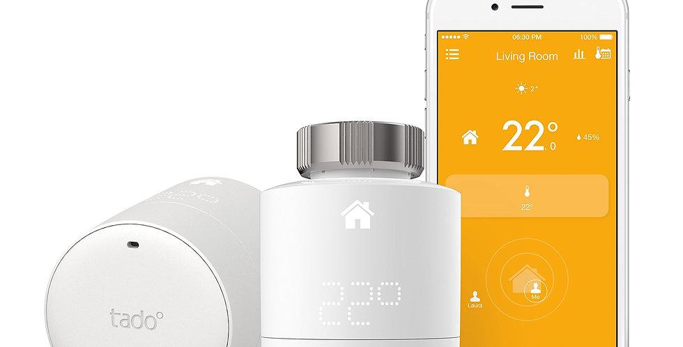 Pachet climatizare inteligentă wireless pentru termoficare, Tado v3+