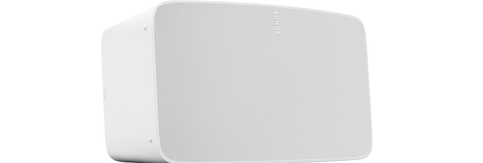 Boxă Sonos Five, WiFi, AirPlay, Alb
