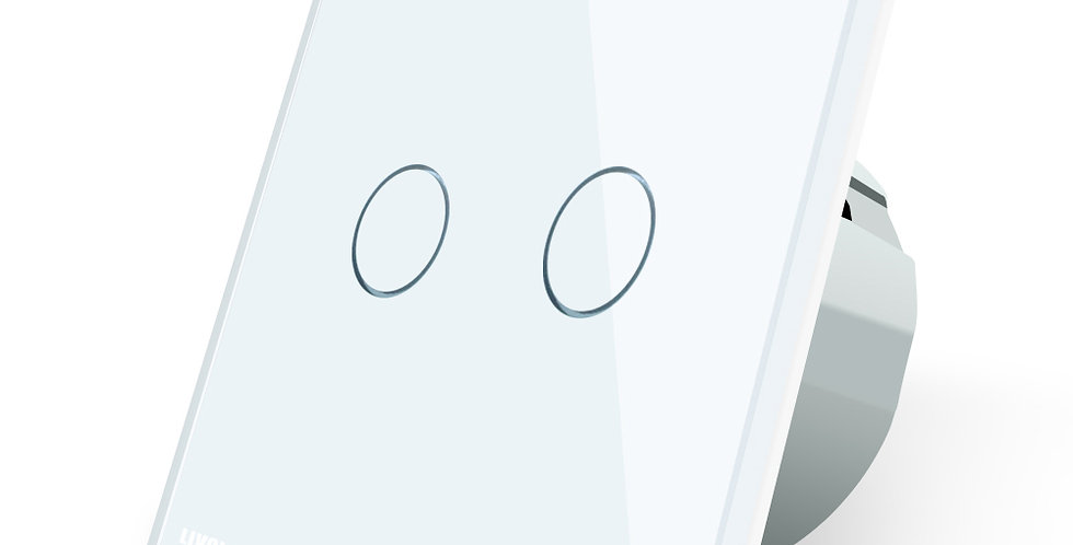 Intrerupator draperie wireless, tactil, Livolo