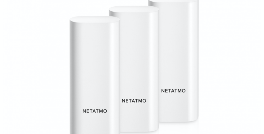 Senzor detectare vibrații și mișcare Netatmo Tags