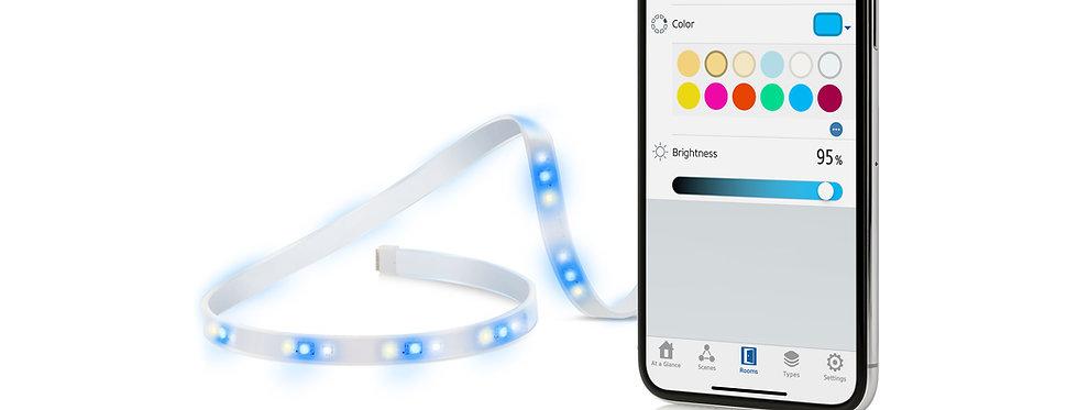 Bandă led inteligentă Eve Light Strip, 2m, HomeKit