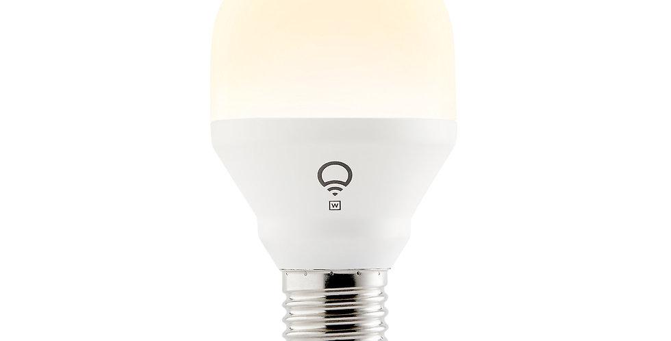 Bec LED inteligent LIFX Mini White, Alb, Wi-Fi, 650lm, E27