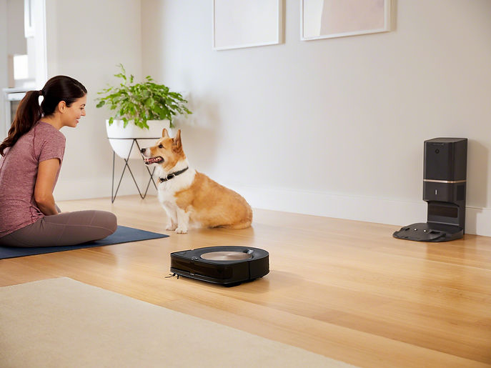 iRobot Roomba s9+_Photo_Lifestyle_YogaMo